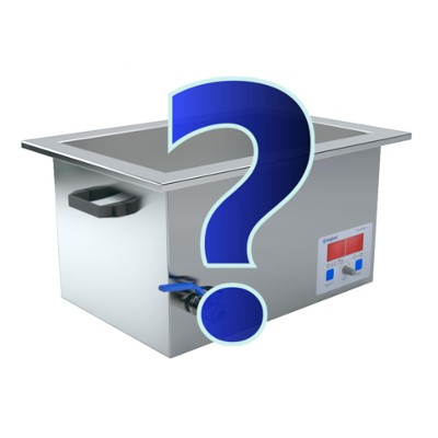 Choosing the right ultrasonic cleaner